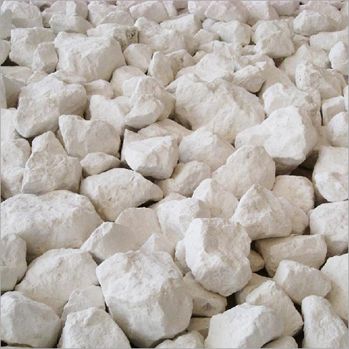 White Crushed Limestone