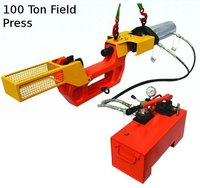 100 Ton Field Press