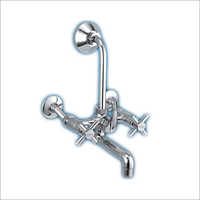 Wall Mixer Telephonic With Bend (Provision for Over Head Shower