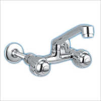 Swan Mixer With Swivel Spout