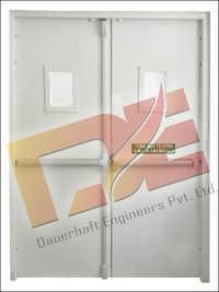 Panic Bars Fire Rated Doors