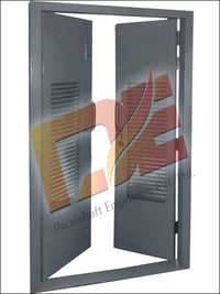 Automatic Fireproof Door