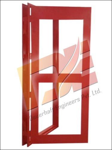 Fire Hose Cabinet Door