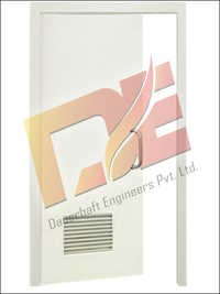 Metal Fire Resistant Door