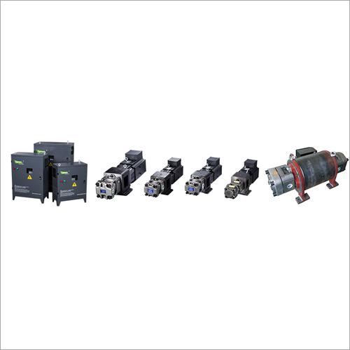 Electro Hydraulic Servo Systems