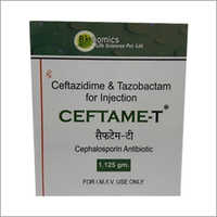 Ceftazidime Tazobactam Injection