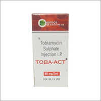 Tobramycin Sulphate Injection