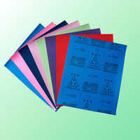 Colourful Sanding Paper
