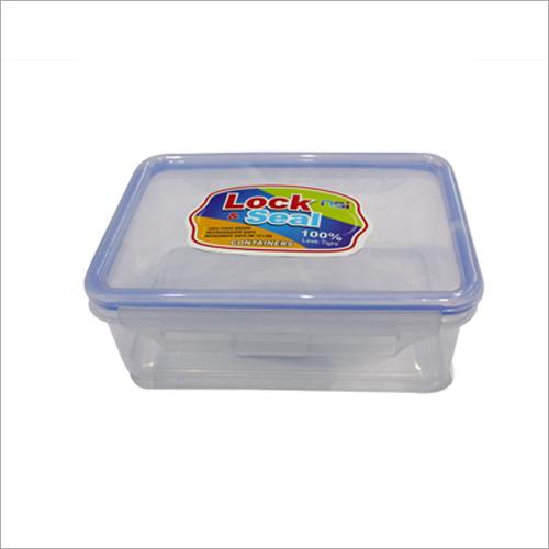 Lock & Seal Square Container 500 ml