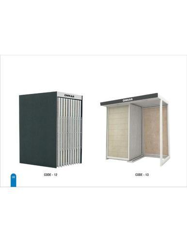 Sliding Tiles Display Stand