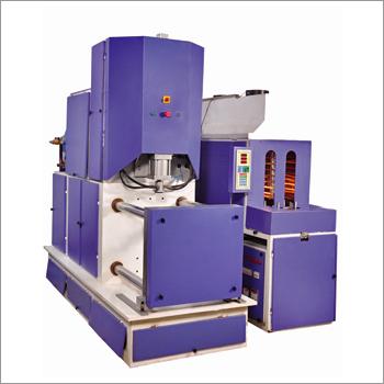 20 ltrs Jar Semi Automatic Pet Blow Molding Machine