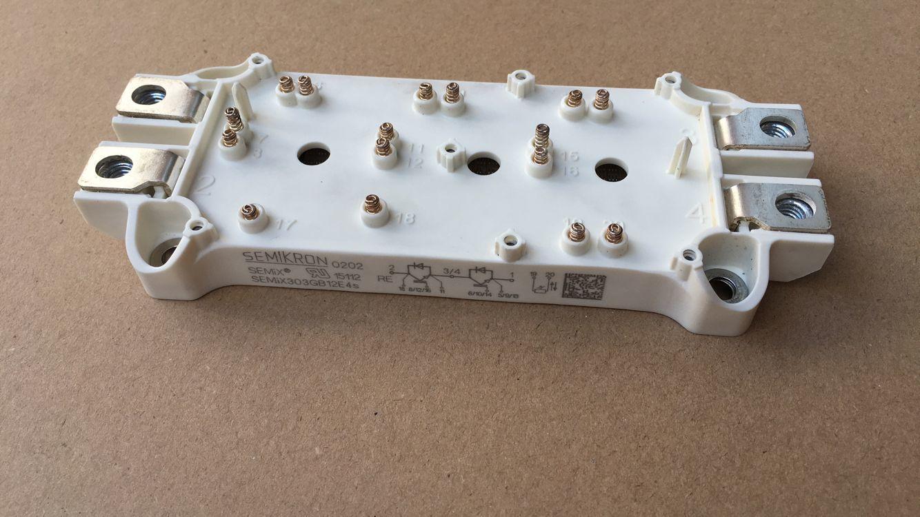 SEMIKRON power igbt transistor SEMIX353GB126V1