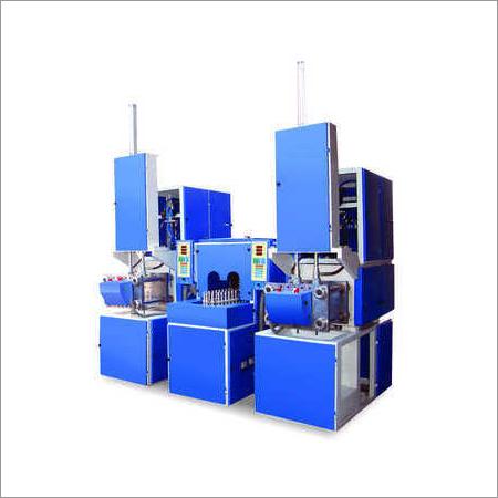 Blowing Molding Machine (Twin Series)