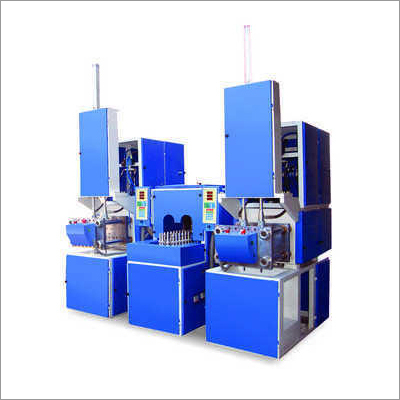 PET Preform Blowing Machine (Twin Series)