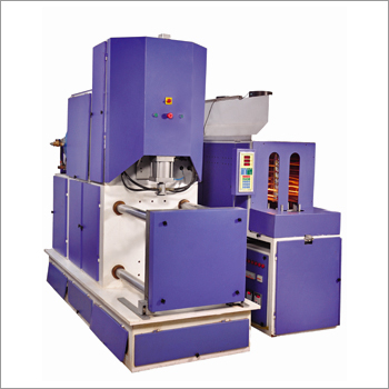 Jar Stretch Blow Moulding Machine