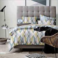 Cotton Designer Frill Bedsheet