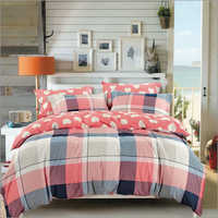 Decorative Cotton Bedsheet