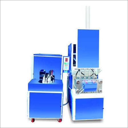 Four Cavity Semi Auto Machines