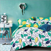 Cotton Floral Bedsheet Regular Size