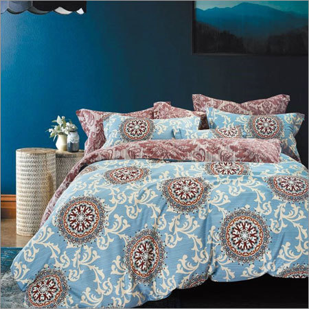 Cotton Double Bedsheet Regular Size
