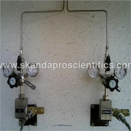 CO2 Manifold System - Regulator