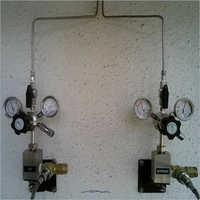 CO2 Manifold System Regulator