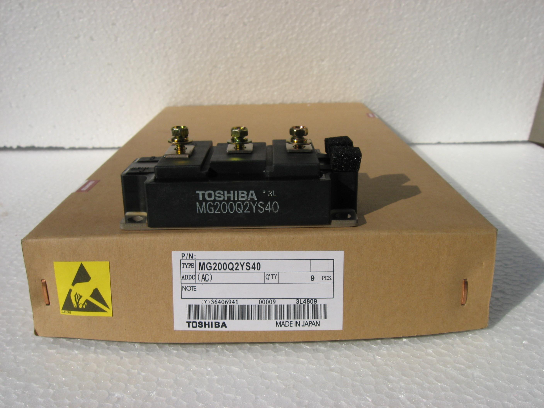 TOSHIBA IGBT Module MG100J6ES52