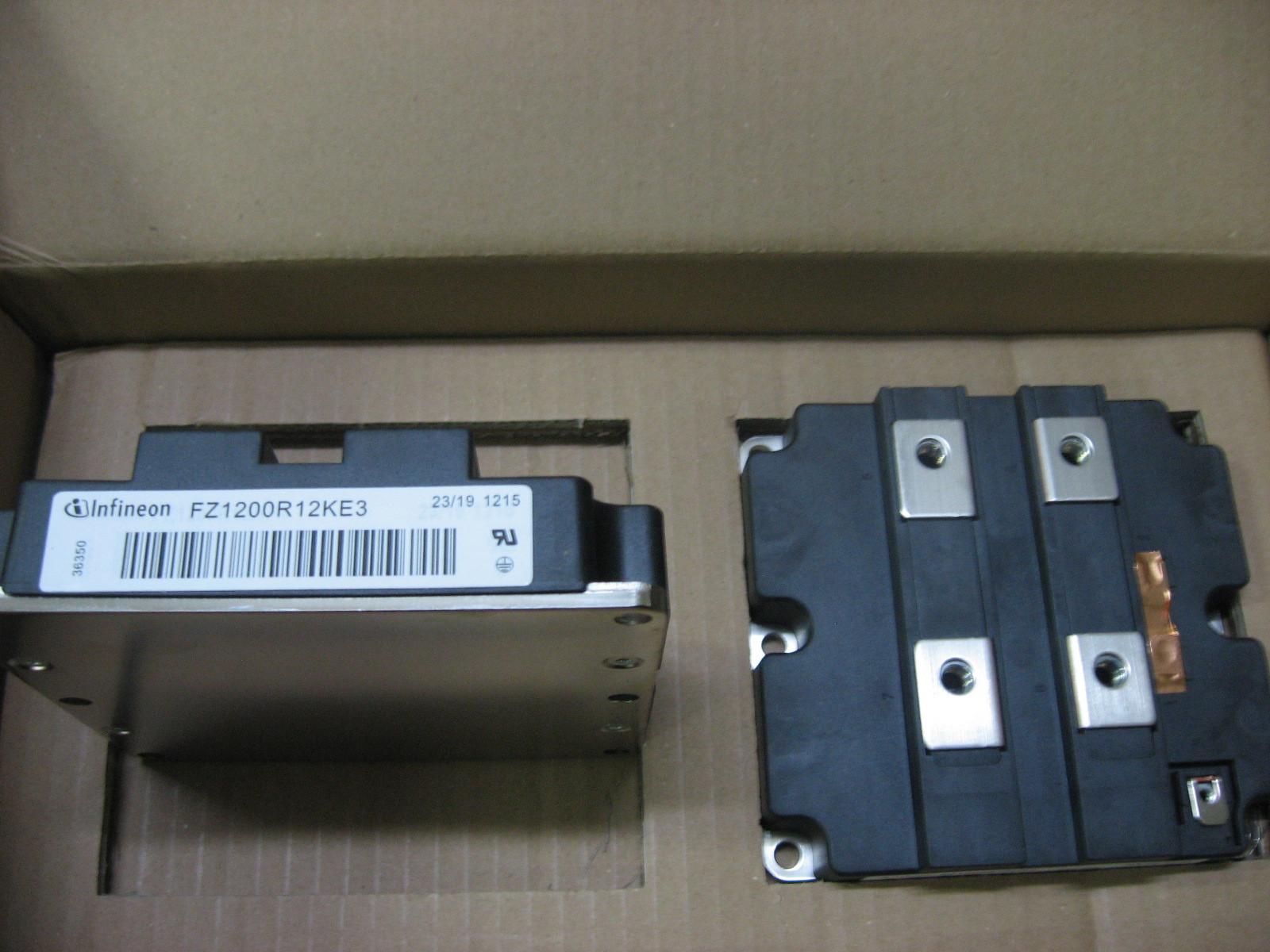EUPEC IGBT POWER MODULE FZ1200R12KF5
