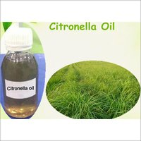 Citronella Grass Oil