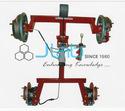 Hydraulic Brake Unit with Four Brake Drum