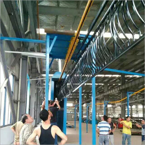 Fence Coating Plant