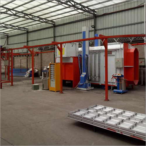 Coating Line Set Up