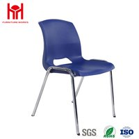 Modern pu surface armrests pu back dining chair