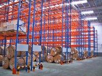 Industrial Selective Pallet Racks