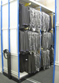 Garment Storage Racks