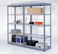 Stainless Steel Frame Rack System