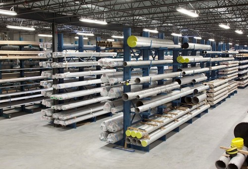 Pipe Racking Storage