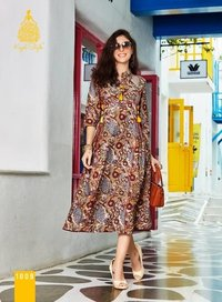 LOAN DORIYA COTTON KURTI