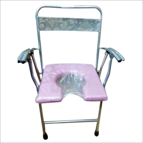 Commode Hospital Chair