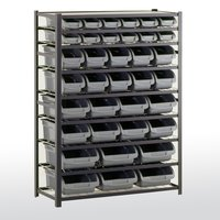 Industrial Shelf Storage