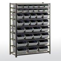 Industrial Shelf Storage