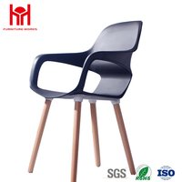 China Wholesale Leisure Chair Dining Chair With Arm