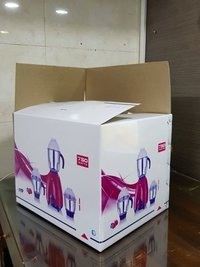 Industrial Printed Corrugated Boxes