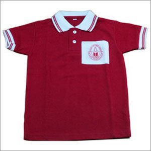 School Plain T-Shirts