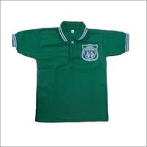 School T-shirt Green