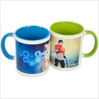 Customized Color Mug