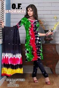 COTTON BATIK DRESS MATERIALS