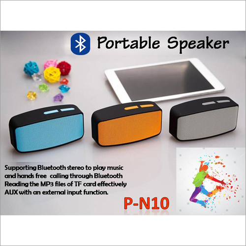 Portable Speakers Set