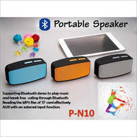 Portable Speakers Set