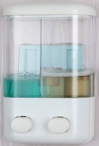 Twin Soap Dispenser